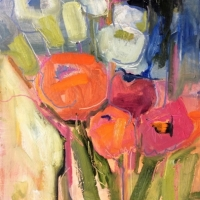 Peonies and Poppies